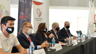 Positiva evaluación de cara a los Juegos Odesur