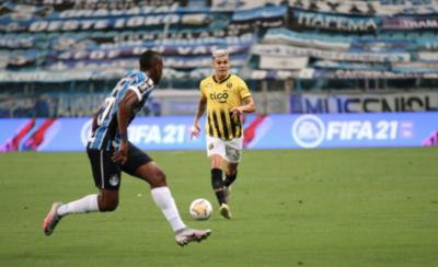 HOY / Pálido Guaraní no logra la hazaña y se despide de la Libertadores