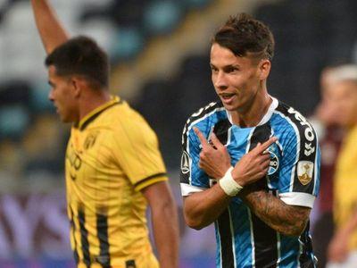 Gremio acaba con la ilusión copera de Guaraní
