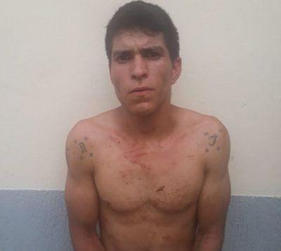 """Uno de los detenidos por caso de joven asesinado en Luque: """"Yo fui quien le clavó"""""""
