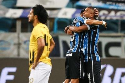 Grêmio vuelve a ganar y Guaraní queda eliminado de la Libertadores