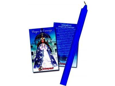 ÚH obsequia a    sus lectores recuerdos  de la Virgencita
