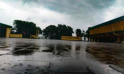 Pronostican jornada cálida con lluvias y tormentas eléctricas
