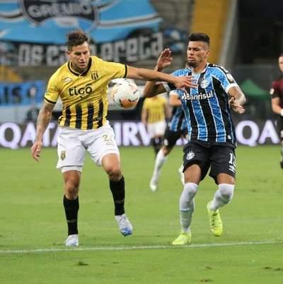 El Aborigen vuelve a caer ante Gremio y queda fuera de la Copa Libertadores
