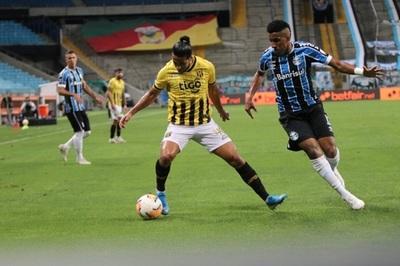 Guaraní quedó fuera de la Copa Libertadores