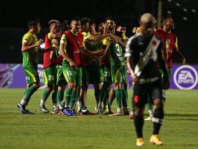 Defensa y Justicia elimina en Río de Janeiro al Vasco y avanza a cuartos