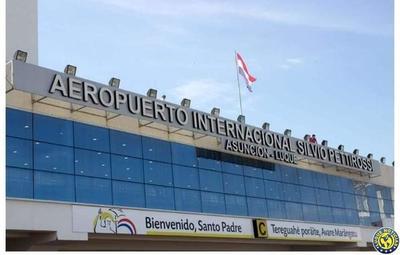 Se reanuda conexión aérea entre Asunción y Bogotá •