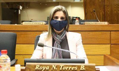 Roya Torres pide equipos de tomografía para hospitales de Alto Paraná