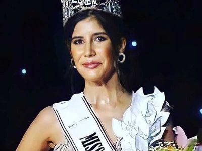 Lluvia de críticas a la nueva Miss Universo Paraguay