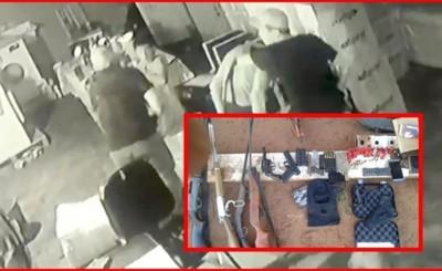 Imputan a cinco falsos agentes de la SENAD tras millonario asalto