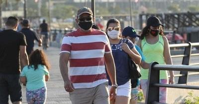 Covid-19 : Resaltan aumento de contagios en Asunción, Central, Cordillera y Paraguarí