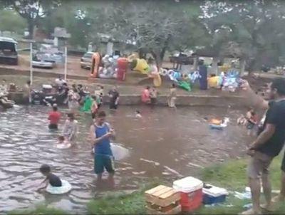 Covid: Salud recuerda que las playas y balnearios no están habilitados