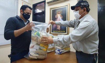 Gobernación inicia entrega de 37.000 kits de alimentos