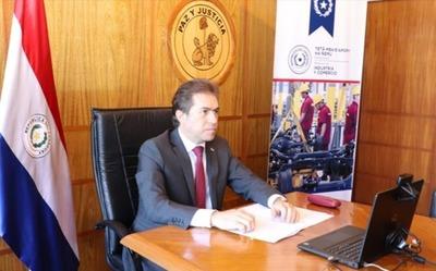 Destacan valor estratégico de Paraguay en foro mundial de ciudades y plataformas logísticas