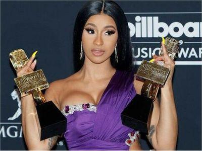 La rapera Cardi B, nombrada mujer del año por la revista Billboard