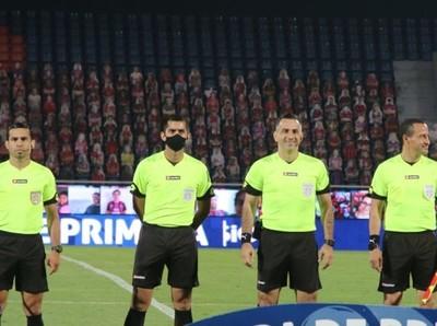 Estos son los árbitros de la fecha 9 del Clausura