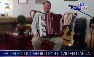 Otro médico fallece por coronavirus en Itapúa