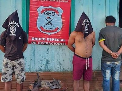Detienen a supuesto ideólogo de secuestro en Tava'i