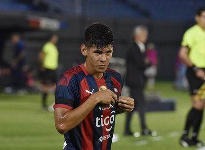Morales no se quedó en Olimpia por la duración del contrato