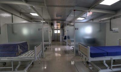 Luego de 30 años Hospital de Itauguá se «fortalece» con pabellones de contingencia