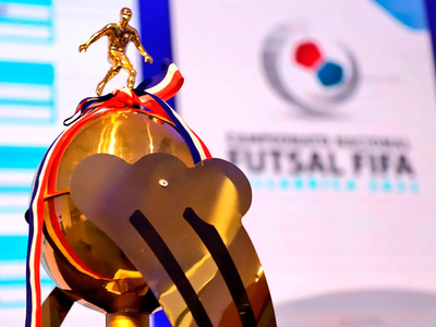La APF lanza el Campeonato Nacional de Futsal FIFA