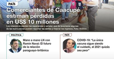 La Nación / LN PM: Las noticias más relevantes de la siesta del 4 de diciembre