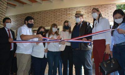 Inauguran nueva sede del SNPP en CDE