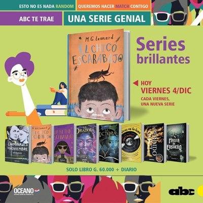 """""""Series Brillantes"""", nueva colección transgresora de ABC"""