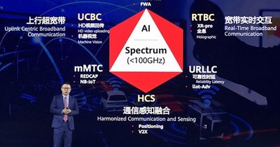 """La Nación / David Wang, de Huawei: """"Definiendo 5.5G para un mundo mejor e inteligente"""""""