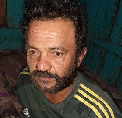 Detienen a supuesto ideólogo del secuestro de brasileño en Tava'i