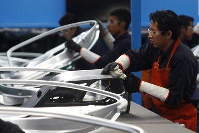 La producción de autos en México aumenta un 1,44 % interanual en noviembre