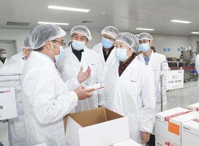 China prevé tener listas 600 millones de unidades de sus vacunas antes de fin de mes – Prensa 5