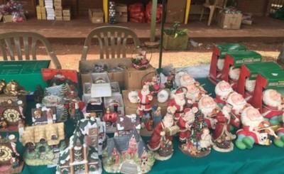 Feria de artículos navideños en APAMAP para recaudar fondos
