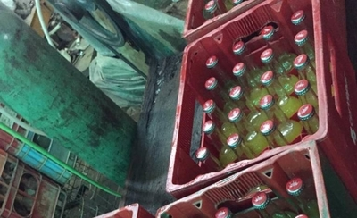 HOY / Fábricas mau de refrescos operaban bajo extremas condiciones insalubres