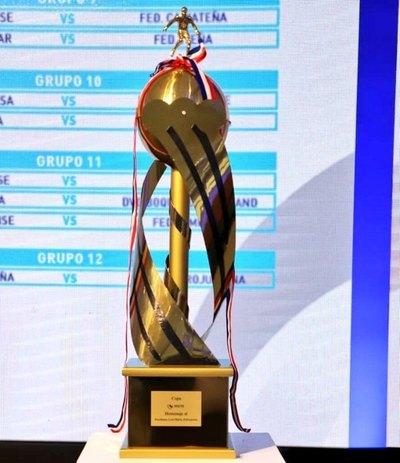 El fixture de las clasificatorias para el Nacional de Futsal FIFA 2021