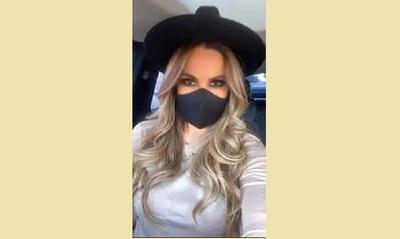 Lorena Arias se declara antiaborto y contra adoctrinación de niños para elección de identidad sexual