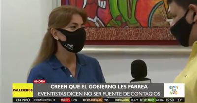 Bodegueros y eventistas piden más control y menos restricciones