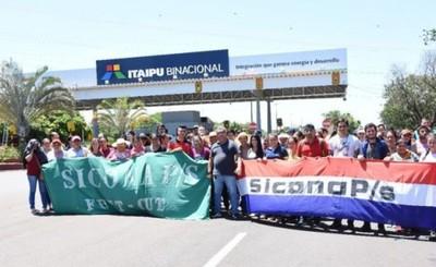 Embargo preventivo sobre bienes de empresa tercerizada de la Itaipu
