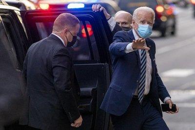 En sus primeras acciones Biden pedirá 100 días de mascarilla