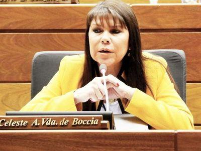 Diputada que acusó de corruptos a sus colegas es denunciada por la UIP por amañar licitaciones de merienda escolar