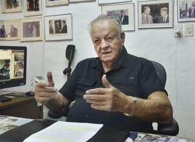 Ejecutivo adjudica quiniela a cuestionada firma del expresidente Wasmosy