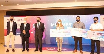 La Nación / Las mipymes más innovadoras fueron premiadas