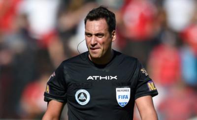 HOY / Designan árbitro argentino al juego de Libertad