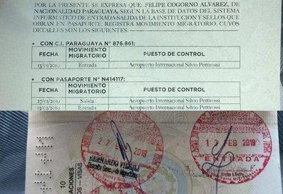 """Aclaran situación de empresario que fue investigado en operación """"Patrón"""" en Brasil"""