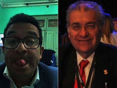Audio revela que Acosta dio cheques a Ramón González Daher y a terceros