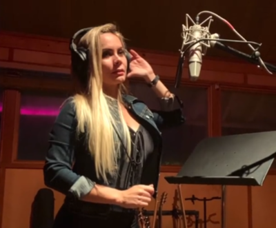 Crónica / Dahiana Bresanovich ¡¡vuelve a la música!!