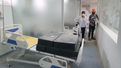El Hospital del IPS de Concepción tendrá en breve terapia