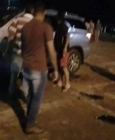 Acribillaron a una familia en Zanja Pyta, dos personas fallecieron