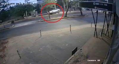 Conductora que arrolló y mató a joven madre está en el Buen Pastor