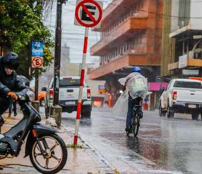 Se anuncia una jornada cálida y con precipitaciones dispersas